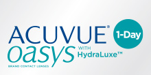 Discover more about the latest innovation from ACUVUE® OASYS